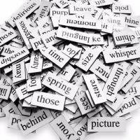 たくさんの単語